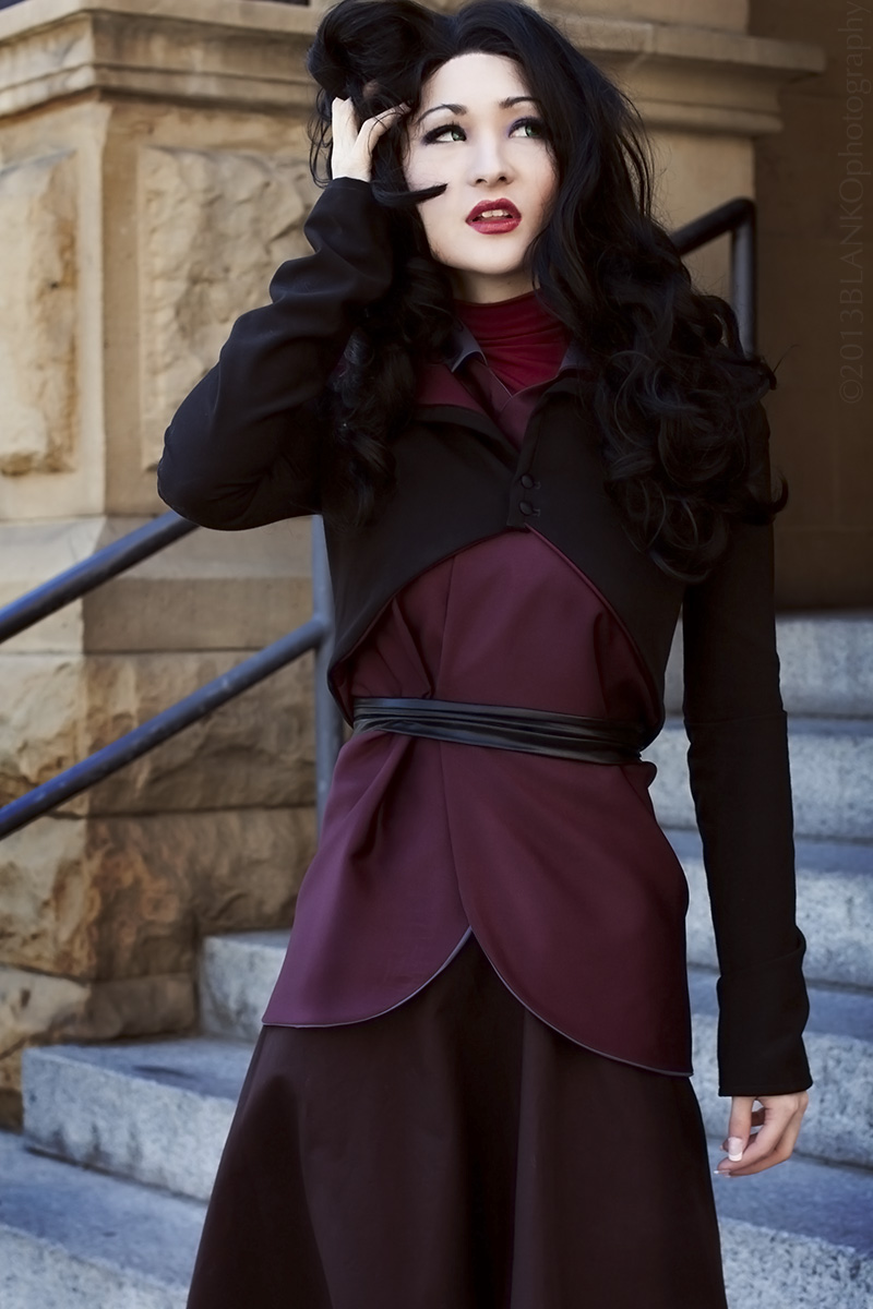 Asami Sato - Legend of Korra by Mostflogged