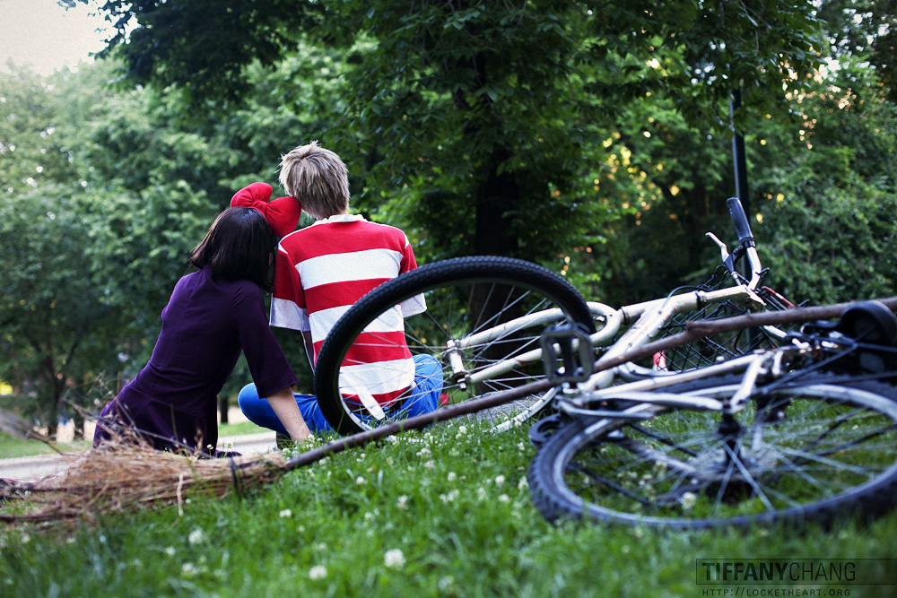 Kikis Delivery Service Tombo Bike Kiki 39 s Delivery Service