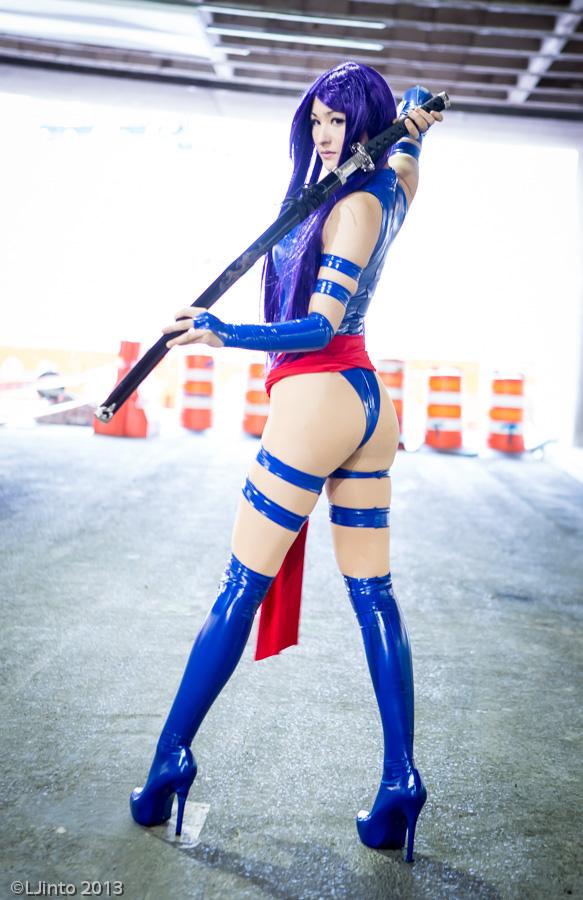 Bishojou Psylocke - Marvel by Mostflogged