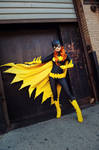 Barbra Gordon Batgirl - Batman