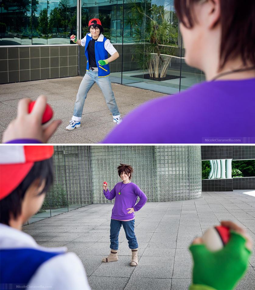 Showdown - Pokemon by Mostflogged