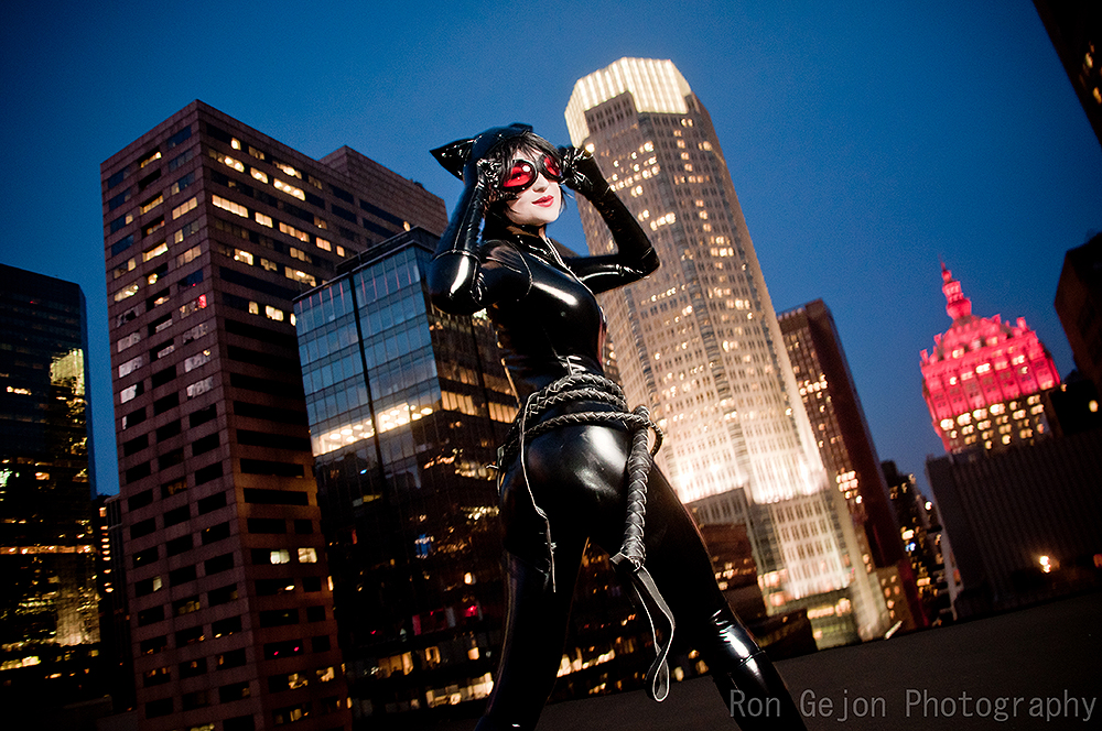 Catch me if you can - Catwoman by Mostflogged
