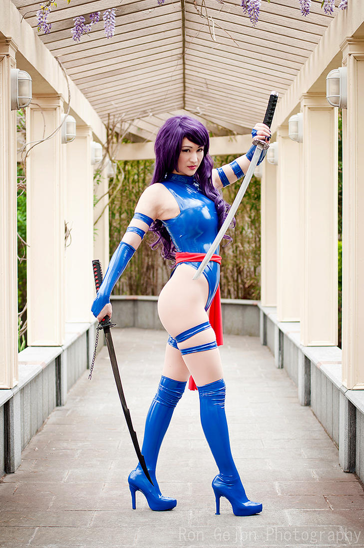 Bishojou Psylocke - X-Men by Mostflogged