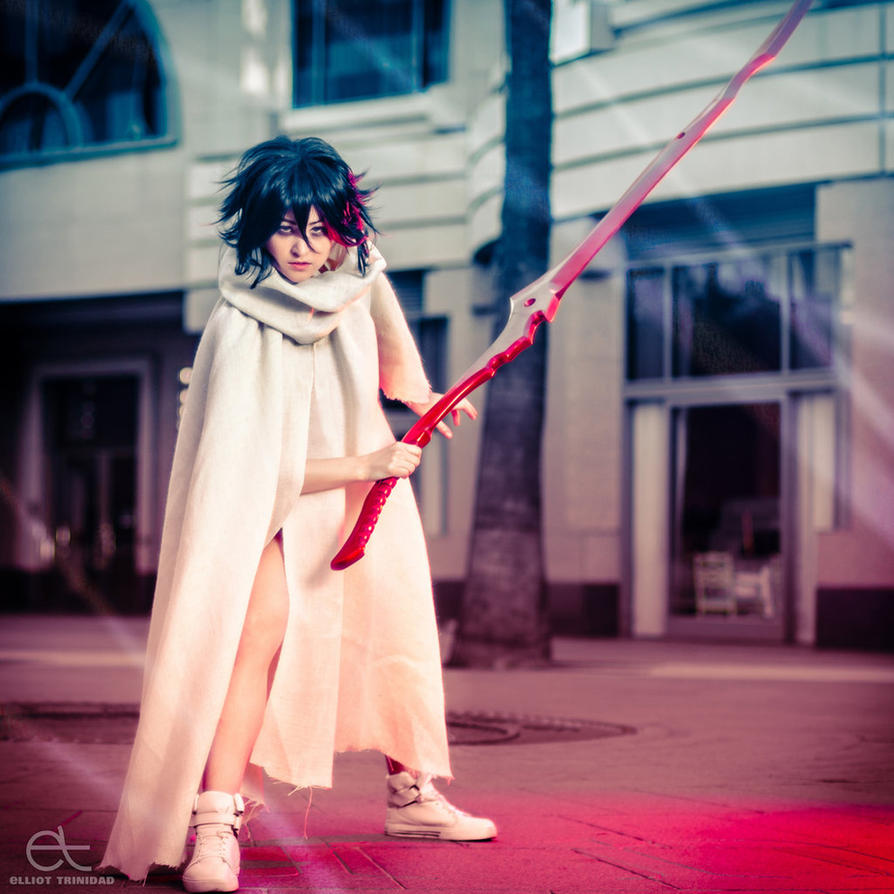 Decap Mode - Kill la Kill by Mostflogged