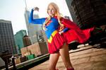 Classic Super Girl - DC Comics