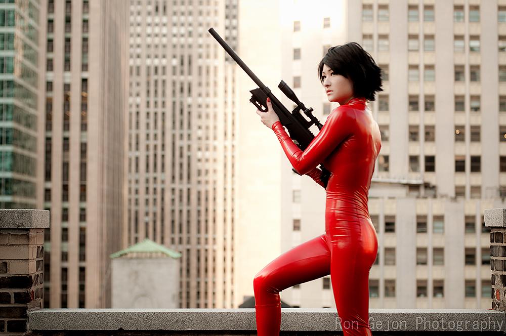 Sharp Shooter - Kill Bill by Mostflogged