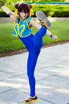Spinning Bird Kick! - Street Fighter Alpha