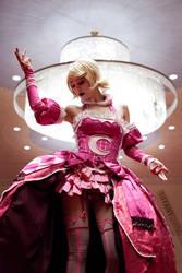 Ballroom Dreamer Roxy - Homestuck by Mostflogged