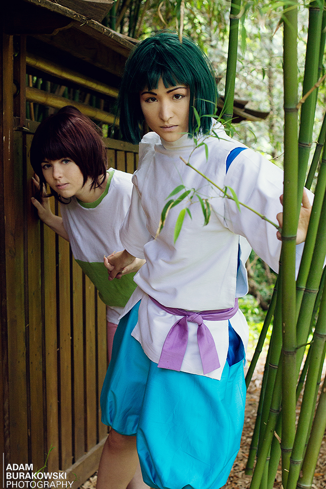 I want to help you - Spirited Away by Mostflogged