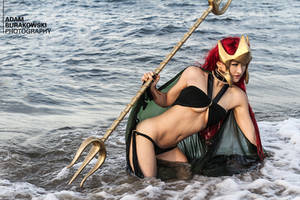 Queen Mera - Aquaman by Mostflogged