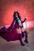 Bishojou Huntress - DC Comics by Mostflogged