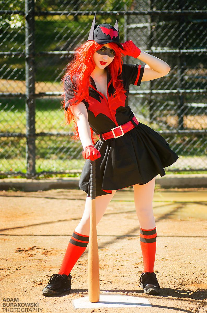 Batwoman - DC BOMBSHELLS by Mostflogged