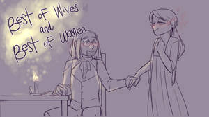 Best of wives and best of women | animatic