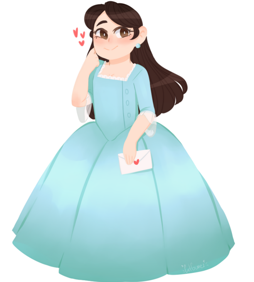 Eliza by CatGomez