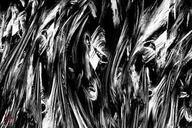 Homme en colere (angry man) by innerlook