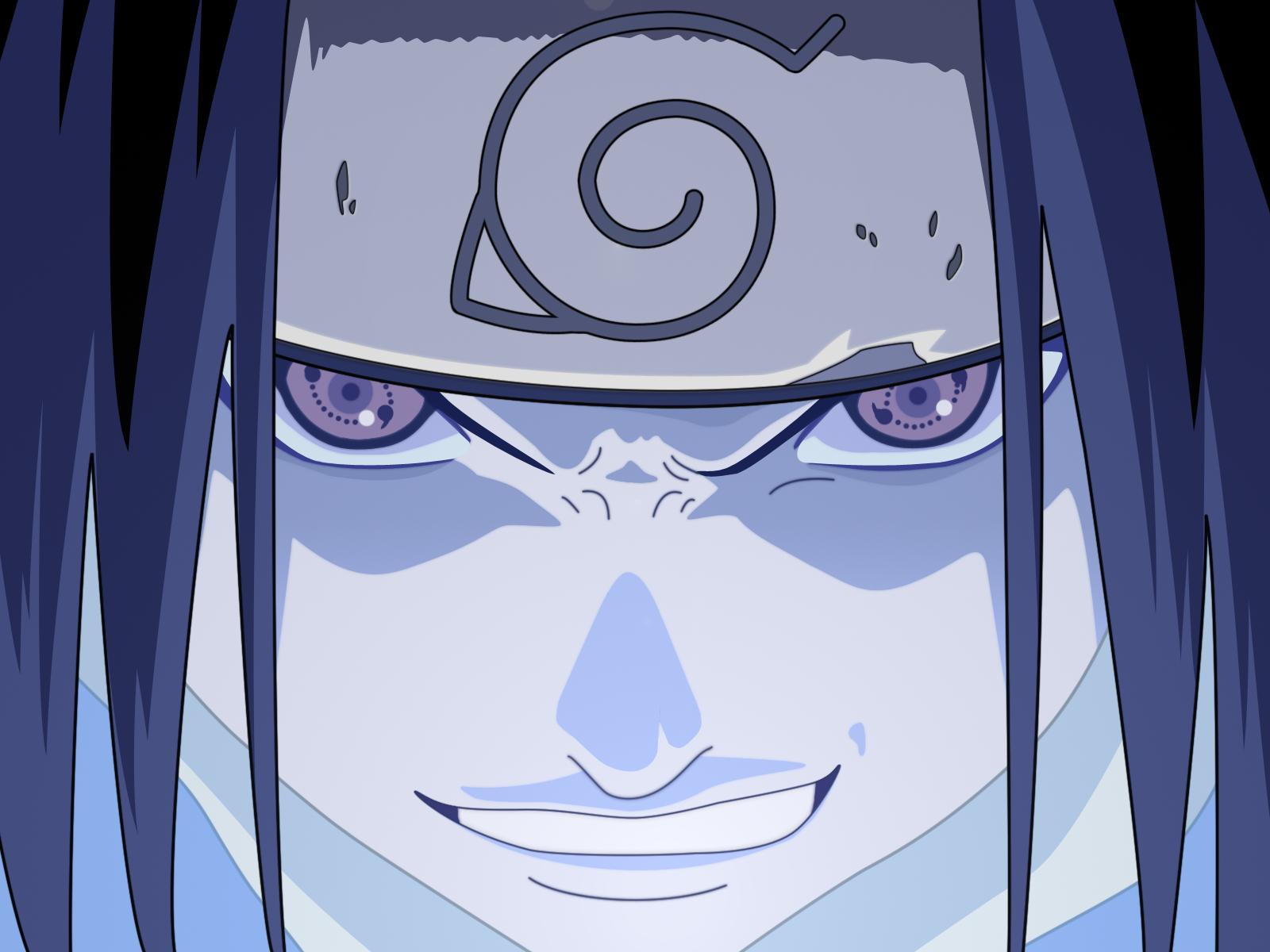 SasukeChidori by gomer