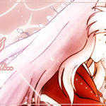 Inuyasha and Kagome by lennethxvalkyrie