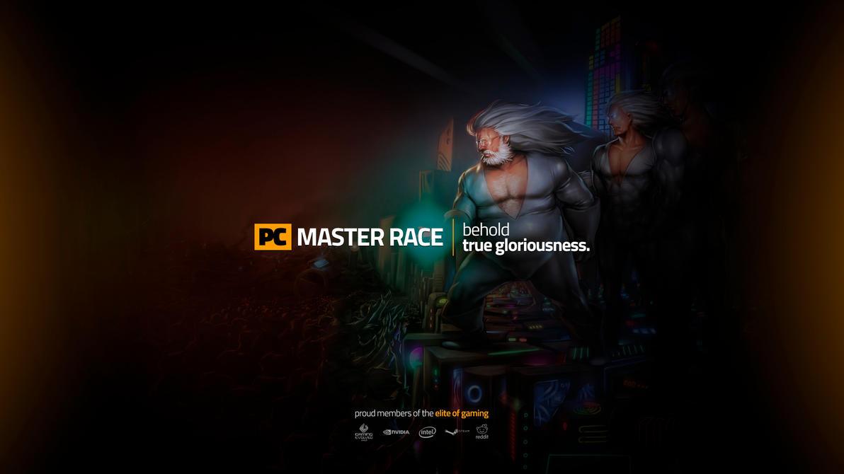 pc master race wallpaper - photo #4