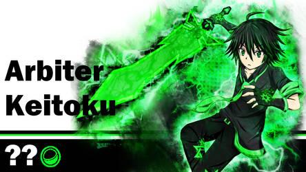 Arbiter Keitoku (Super Smash Bros. Ultimate) by alexandersupremo