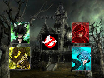 Ghostbusters Team Meme - Gacha World by alexandersupremo