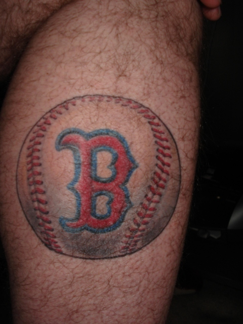 Red Sox baseball by RedSoxRyan