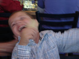 Laughing boy by RedSoxRyan