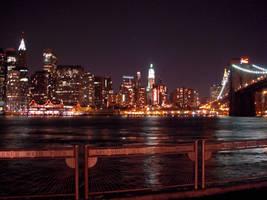 Brooklyn Bridge by RedSoxRyan