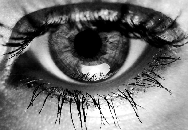 Black And White Photography Eyes
