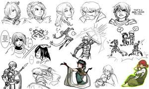DnD: Doodles