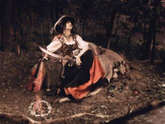 Gypsy by realdarkwave