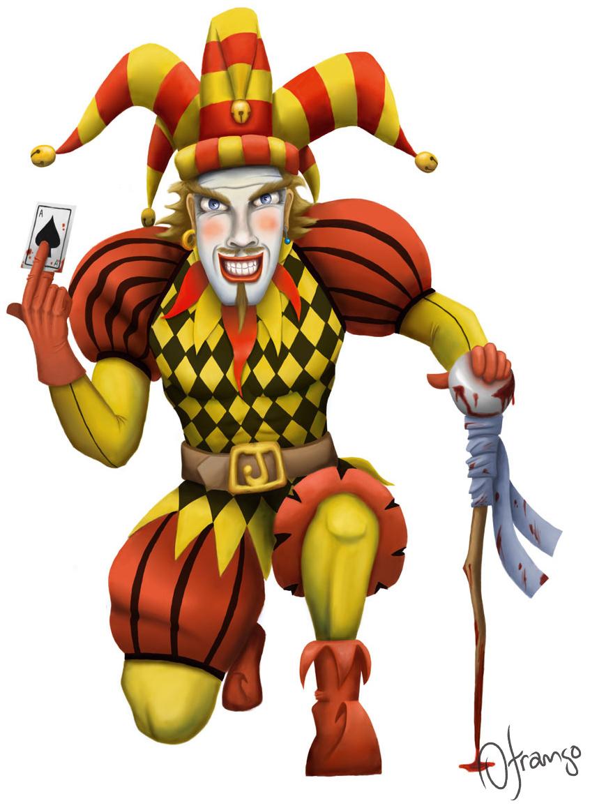 The joker by ofrango