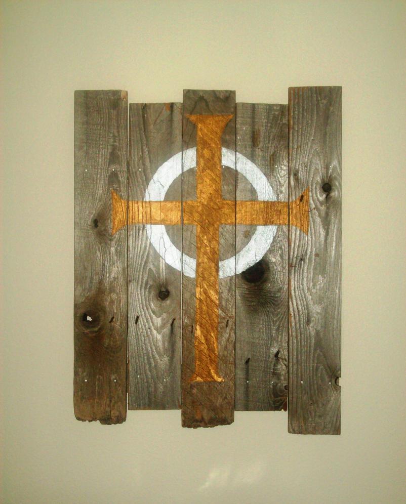 Majestic Holy Cross by HolyCross9