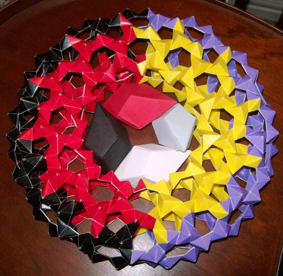 Spyro and Cynder's Love Nest by HolyCross9