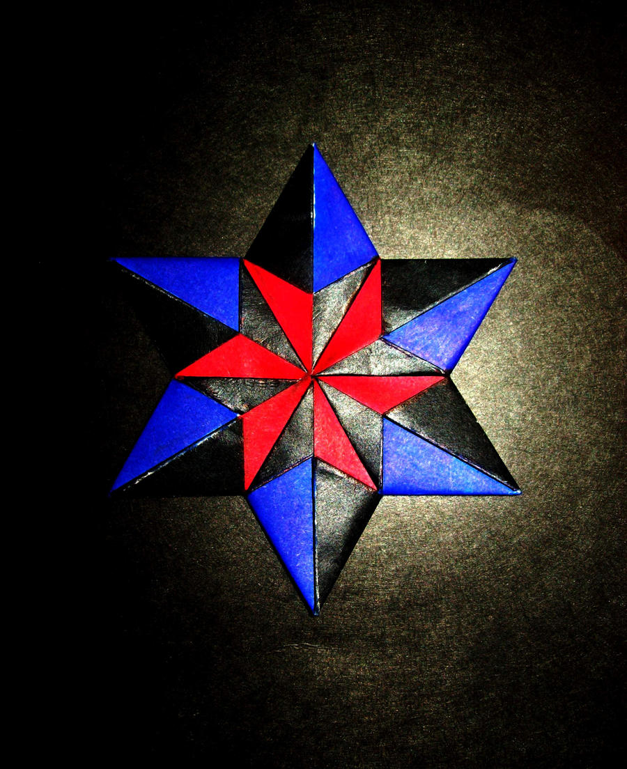 Blacklight's Star by HolyCross9