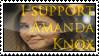 I Support Amanda Knox by HolyCross9