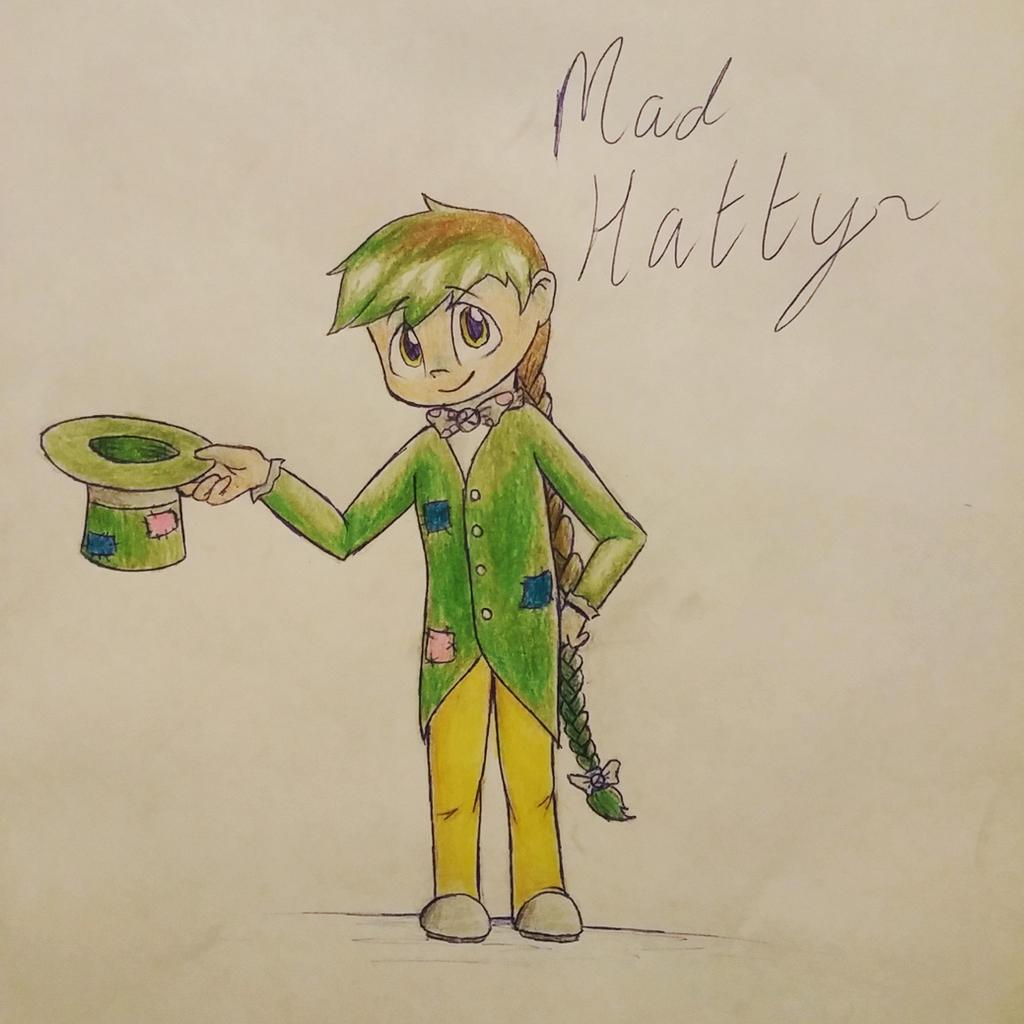 Mad Hatty~ by xXSilvrTheShipprXx