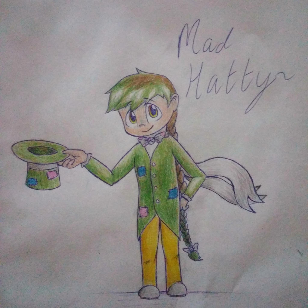 Mad Hatty~ [reupload] by xXSilvrTheShipprXx