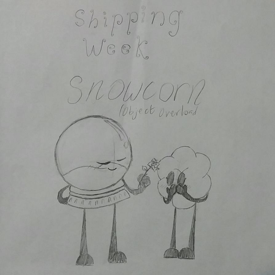 Shipping Week! by xXSilvrTheShipprXx