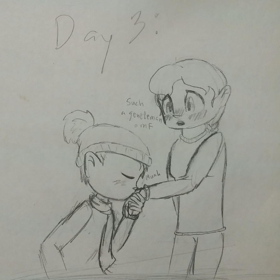 Day Three by xXSilvrTheShipprXx