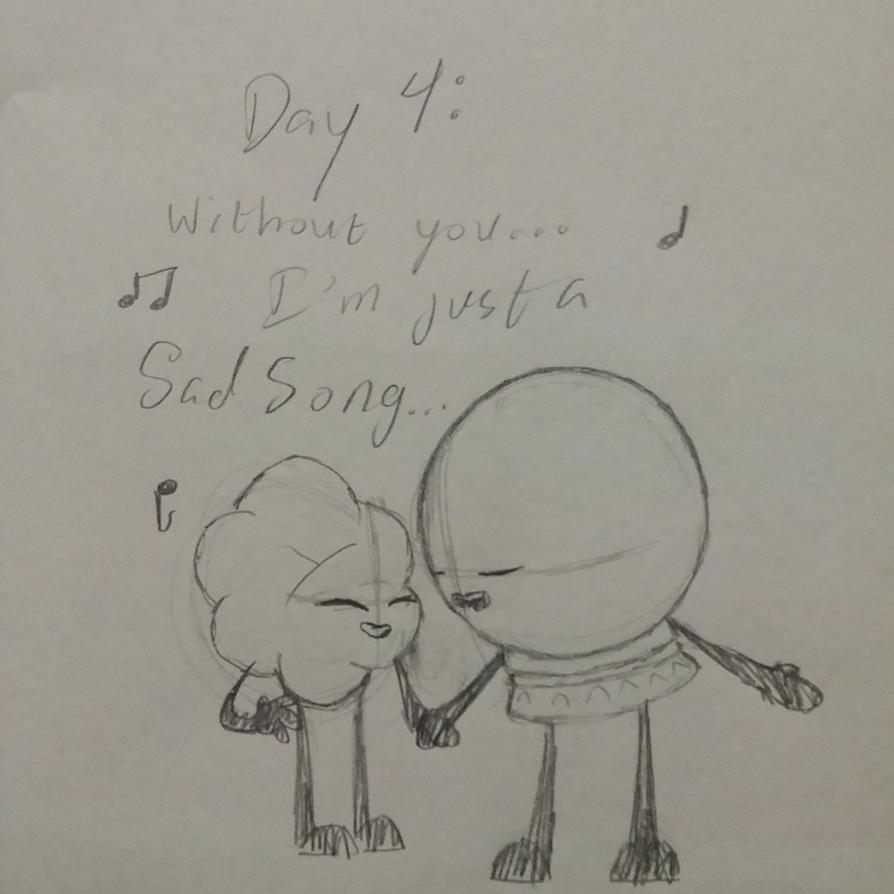 Day Four by xXSilvrTheShipprXx