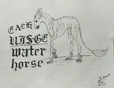 Water Horse by xXSilvrTheShipprXx