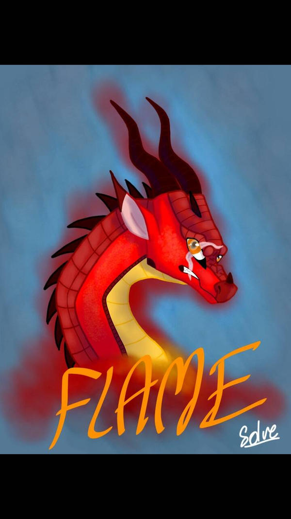 Flame by xXSilvrTheShipprXx