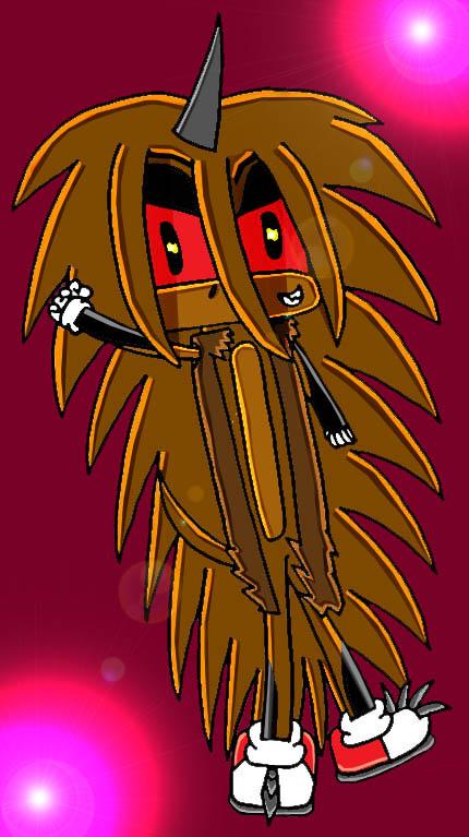 Demonic Flea by FleatheHedgehog