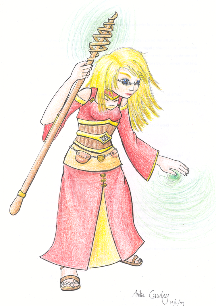 Anila: Revamp by VyvianLee