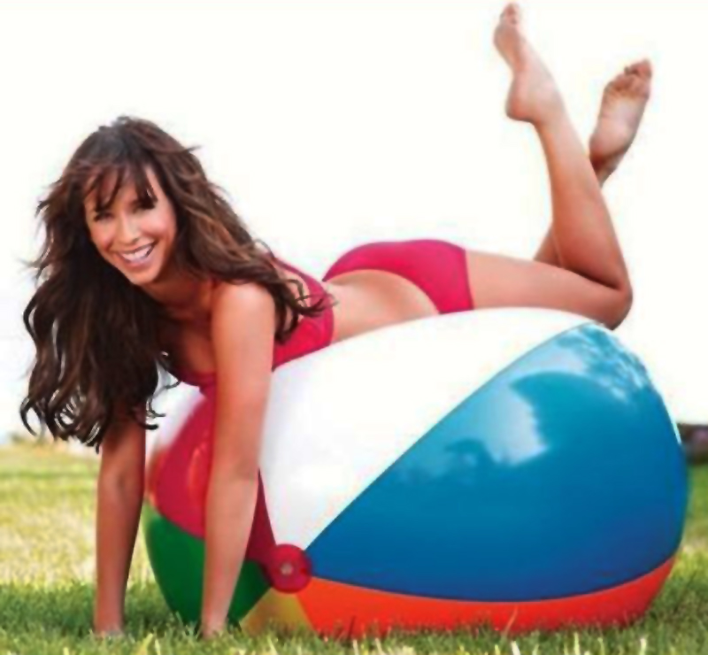 ball beach fetish inflatable