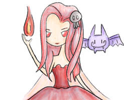 Fire Princess by BaniAndKuma
