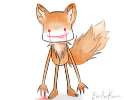 Fox Demon by BaniAndKuma