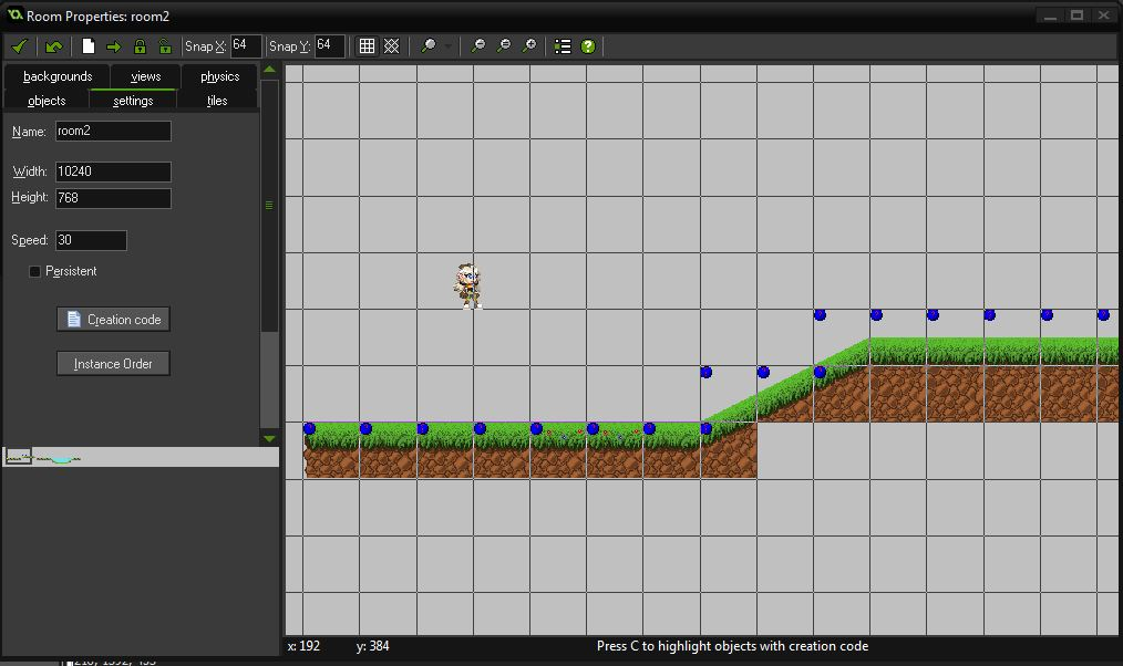 GameMaker project: Dragon Blossom 02. by Farraj
