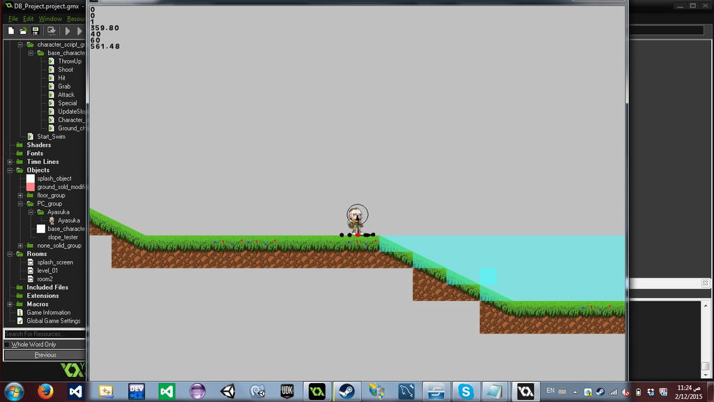 GameMaker project: Dragon Blossom 03 by Farraj