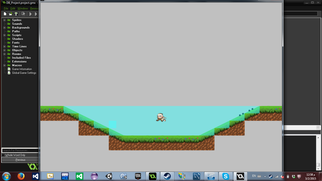GameMaker project: Dragon Blossom 04 by Farraj
